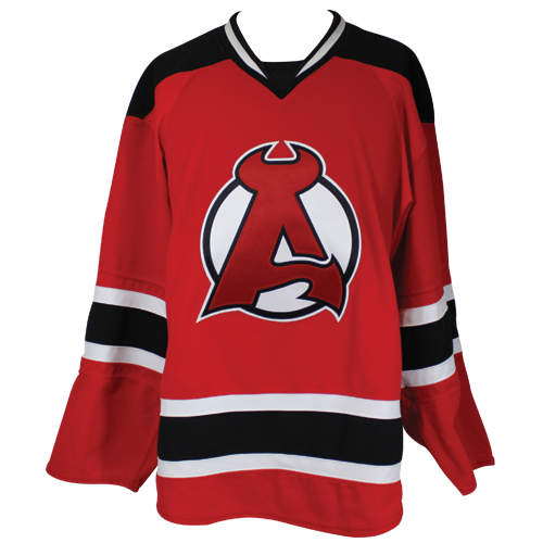 Authentic Red Jersey