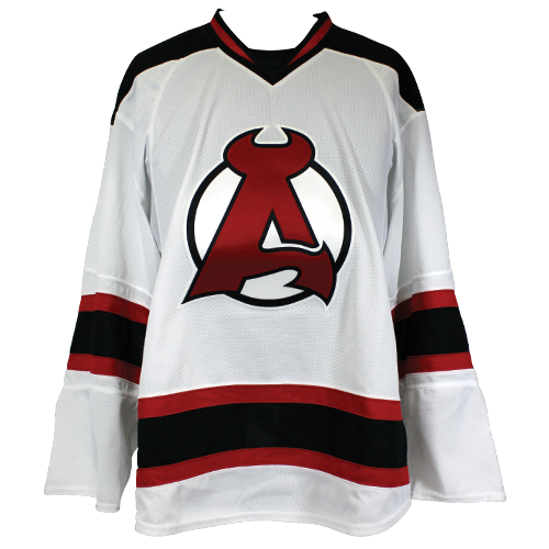 Authentic White Jersey