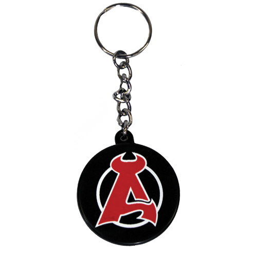 Devils Key Chain