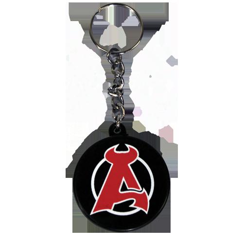 Devils Key Chain