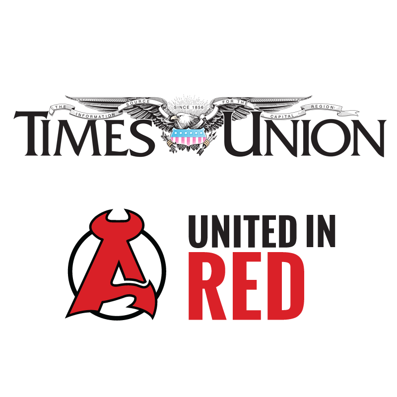 Albany Devils / Times Union Incentive Seat Selection