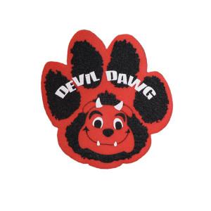 Devil Dawg Foam Paw
