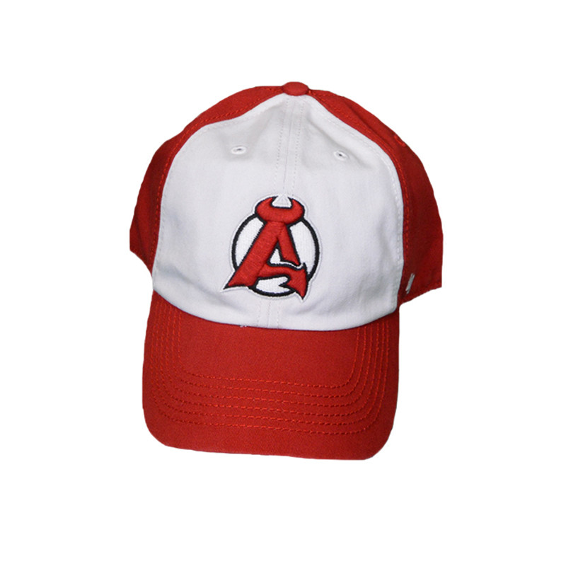 Red and White Freshman Hat