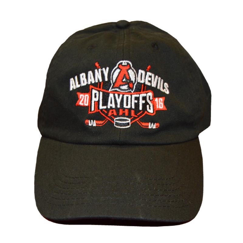 Black Playoff Hat