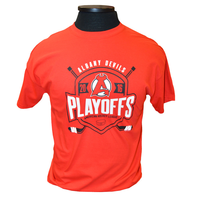 Red Playoff T-Shirt