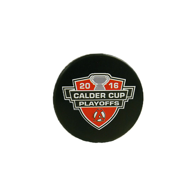 Calder Cup Playoff Puck
